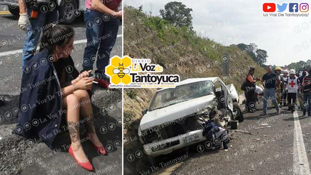 Tantoyuquenses viajaban en camioneta del OPLE; accidente cobra su 2da victima   Diario La Voz De Tantoyuca