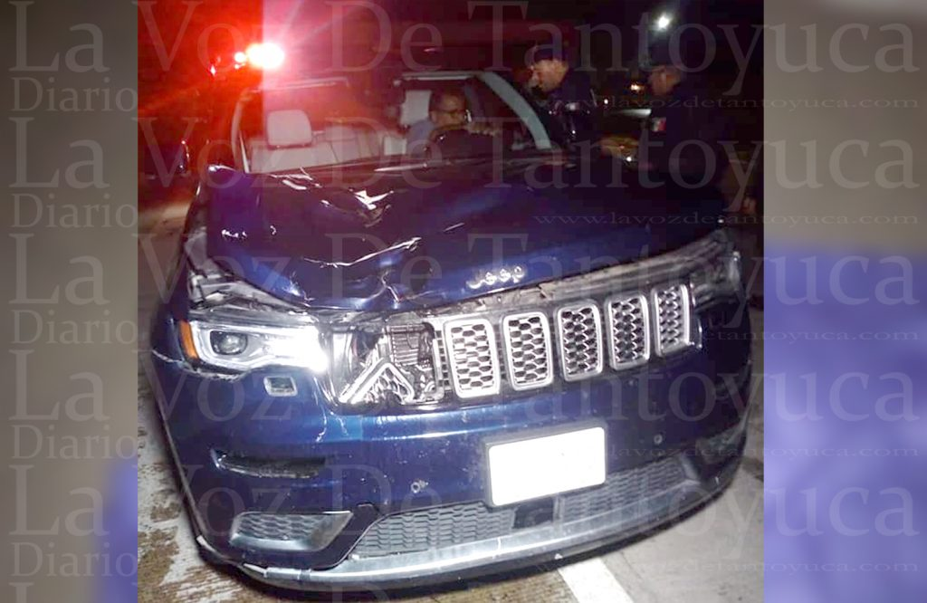 Ex director de tránsito atropella y mata a campesino | LVDT
