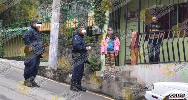 Amenaza a su vecino con matarlo, en La Reforma |  LVDT