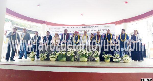 SNTE 32 orgulloso de sus maestros indígenas e impulsor de las lenguas maternas | LVDT
