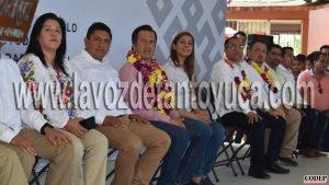 Tenemos plena confianza en el Gobierno del Estado para lograr el desarrollo de Ixcatepec; DGM.   LVDT