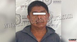 Detiene Fiscalía Regional a presunto homicida en Tantoyuca   Fiscalía