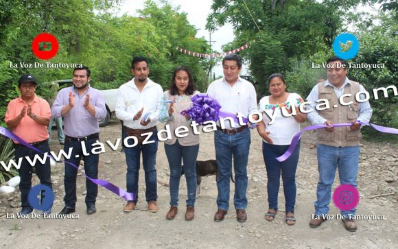 Inician obras en Cuatecometl y Callejón Carrizalillo y  en El Aguacate y Pepeyocatl entregan rehabilitación de calles | LVDT