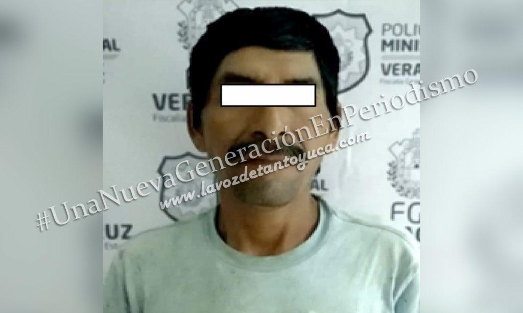 En operativo táctico detienen en Huejutla a sujeto que macheteó a dos en Tuxpan |  LVDT