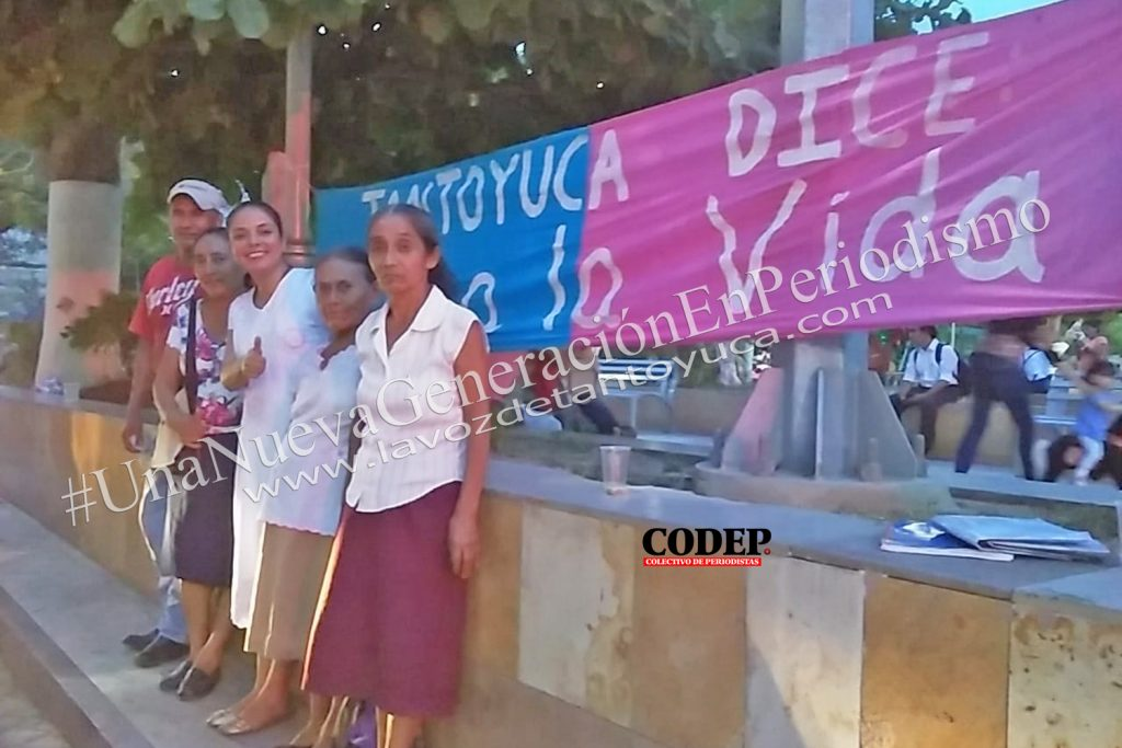 Convocan a una marcha por la vida, la familia y la libertad en Tantoyuca | LVDT