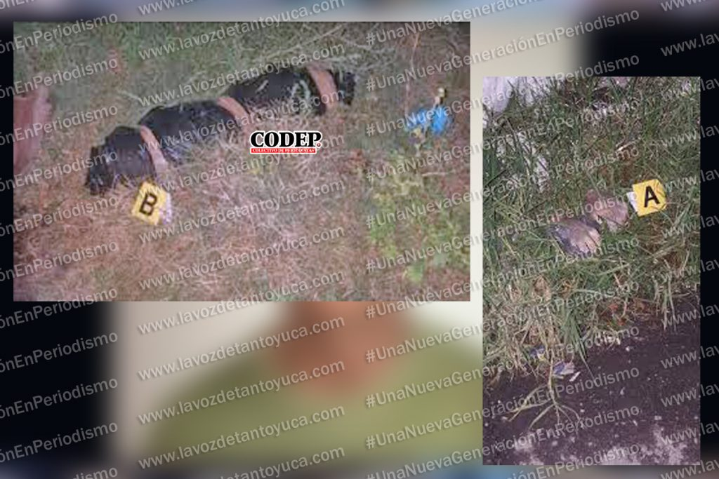 Policía de EDOMEX mata a mujer originaria de Huejutla | LVDT
