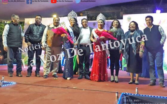 Corona David Guzmán a Ana Cristina I como Reina del Carnaval Ixcatepec 2020   LVDT