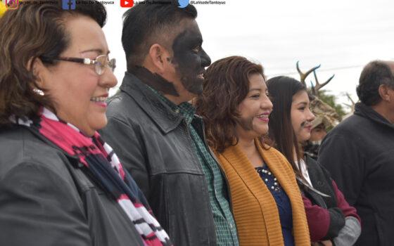 Inició esta tarde el Carnaval en Ixcatepec   LVDT