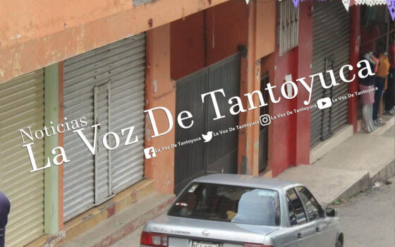 Mañana, habrá cierre masivo de negocios en el centro de Tantoyuca   LVDT