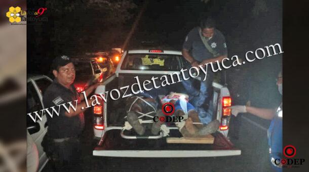 Accidente en Chicontepec deja 7 lesionadas, entre ellos un niño | LVDT