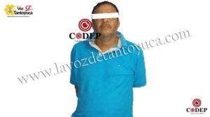 Detienen a sujeto tras robar un celular a mano armada | LVDT