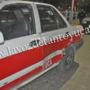 Percance vial en la 20 de Noviembre deja solo daños materiales | LVDT