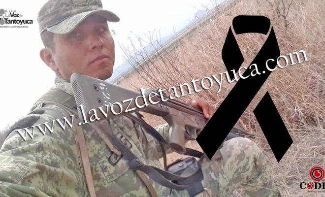 En asalto balean a militar activo en Tempoal; murió camino al hospital   LVDT