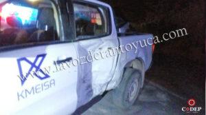 Carreterazo deja 4 heridos en Pueblo Viejo | LVDT