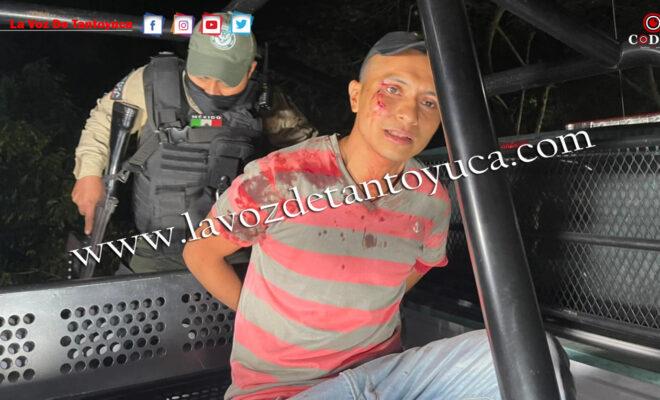 Riña entre hermanos termina con un detenido, en Tantoyuca | LVDT