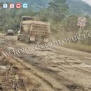 Rehabilitarán la carretera federal tramo El Pintor - Platón Sánchez | LVDT