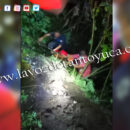 Pareja sobrevive de milagro tras caer a un barranco | LVDT