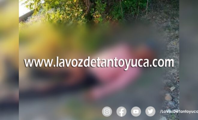 Auxilian a víctima de insolación, en Tantoyuca