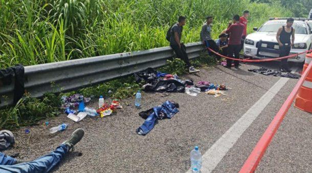 Muere asfixiado migrante al viajar en tráiler
