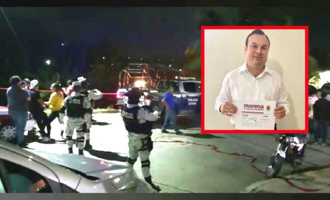 Ejecutan a ex diputado federal en Tihuatlán
