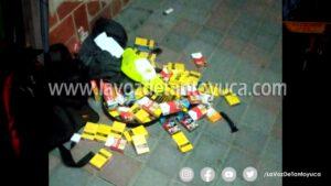 Veladores detienen a ladrón de tienda de conveniencia en el centro de Tampico