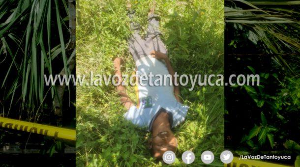 Localizan cuerpo sin vida en Las Víboras Chijolar