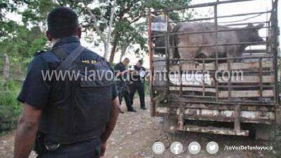 Atiende seguridad pública demandas de ganaderos