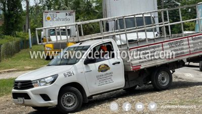 Camioneros víctimas de Sindicato fantasma; les cobran cuotas para descargar