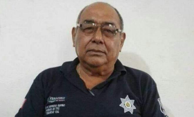 Fallece conocido ex delegado de tránsito del estado en Poza Rica