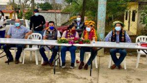 Pavimentará Ayuntamiento calles secundarias en Cuahuitzil