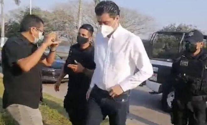 Liberan a ex Secretario de Gobierno Rogelio Franco Castán por orden de un juez federal