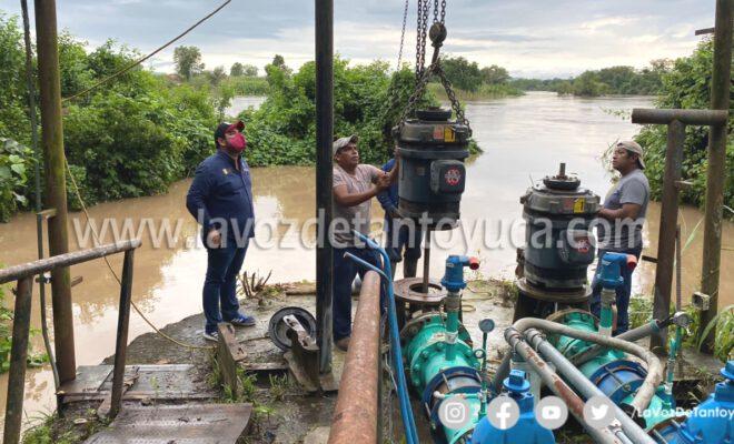 Caev trabaja a marchas forzadas tras aumento del río Calabozo