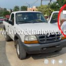 Detienen a profesor con camioneta robada, en Tempoal
