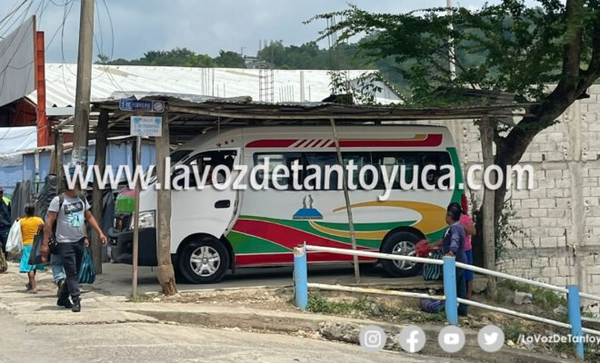 """Sube el costo de pasaje del transporte publico """"Abejitas"""""""