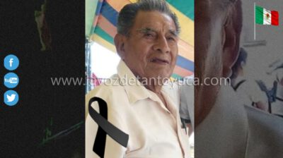 Muere Adolfo Diaz, El Paisa, conocido futbolista de Tantoyuca