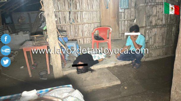 Adolescente se quita la vida al interior de un domicilio, en Tantoyuca