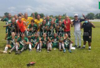 Tantoyuca FC debuta y gana sus primeros 3 puntos en la tercera división profesional