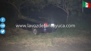 Familia de Naranjos sufre accidente sobre la Alazán - Canoas