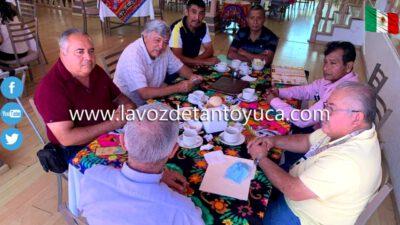 Continúa operativo maceta en Tantoyuca