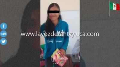 Fallece jovencita estudiante que luchó contra el cáncer