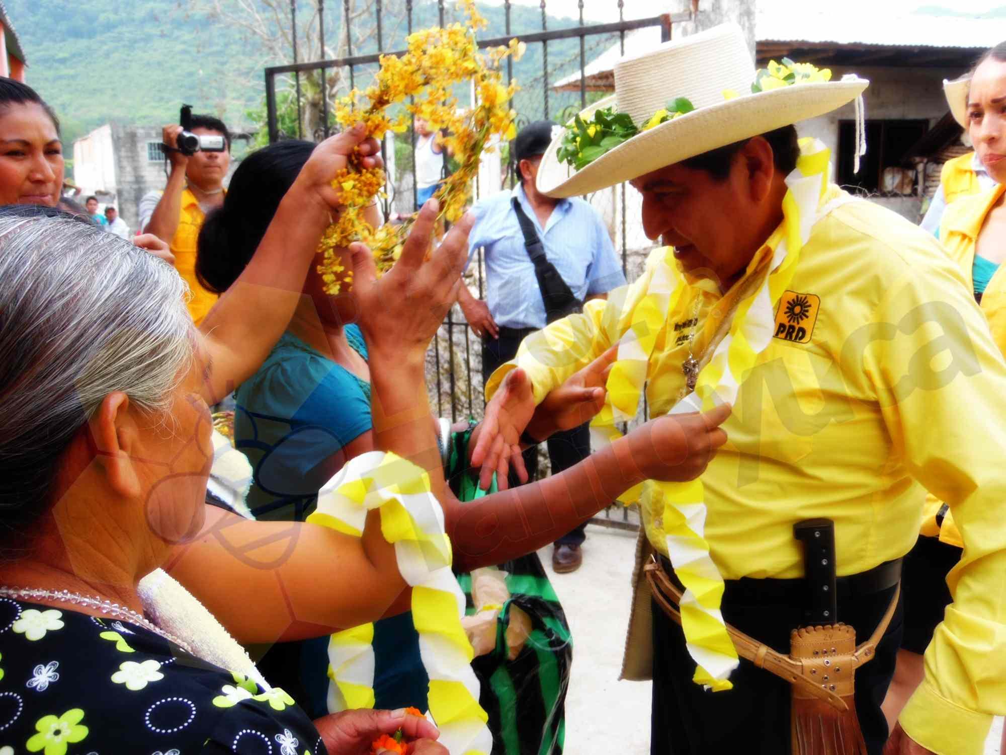 Las comunidades y colonias de Chicontepec, respaldan el proyecto del Mtro. Manuel Francisco Martínez Martínez, por lo cual, auguran una victoria exitosa el próximo 07 de Junio.