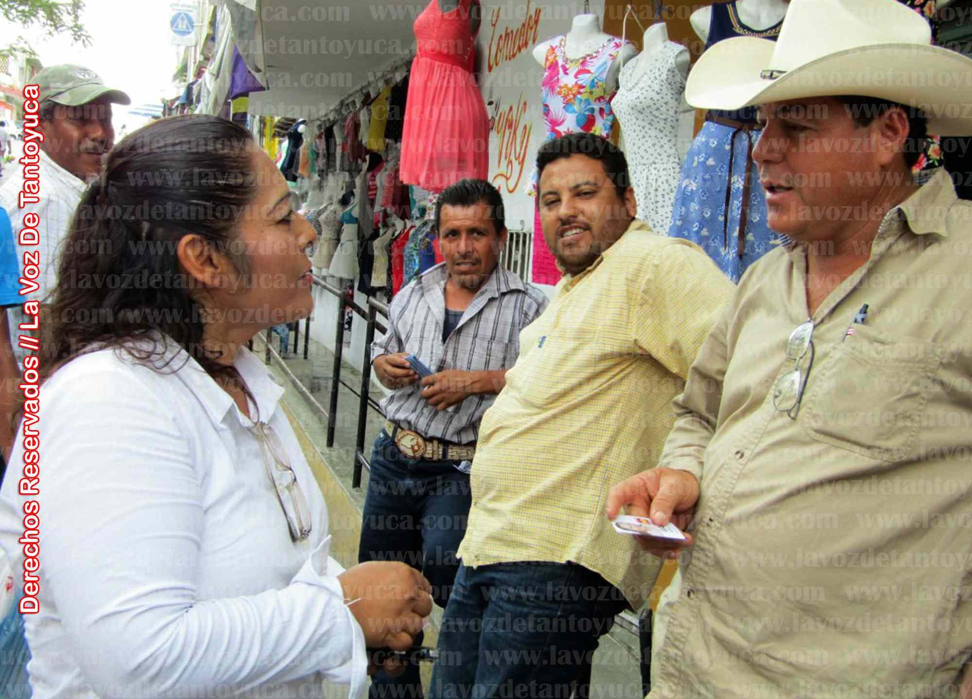 A practicamente 17 días de que concluyan las campañas políticas, la Mtra. Luz Hernández Acosta repunta en las preferencias electorales. Foto: LVDT.