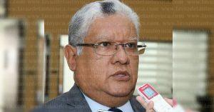 Dr. Joaquín Rosendo Guzmán Avilés, Diputado local. Foto: Red Social.