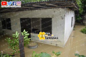 Emiten declaratoria de emergencia para 5 municipios de Veracruz. Agencia LVDT.
