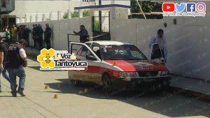 Asesinan a taxista ? Diario La Voz De Tantoyuca