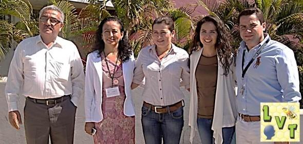 Presidentes Municipales de Platon Sanchez, Chalma y Chiconamel juntos en este gran proyecto.