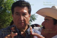 Sin convocatoria la visita de Héctor Yunes Landa a Ixcatepec y a Citlaltépetl