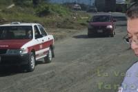 En pésimas condiciones se encuentra parte de la carretera municipalizada en Tantoyuca