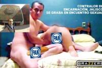 Se filtra vídeo pornográfico del contralor del alcalde panista